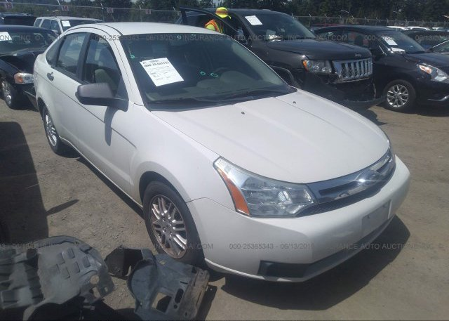 Inventory #831282390 2010 FORD FOCUS