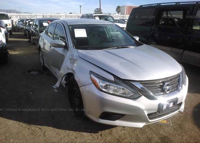Inventory #589121660 2016 Nissan ALTIMA