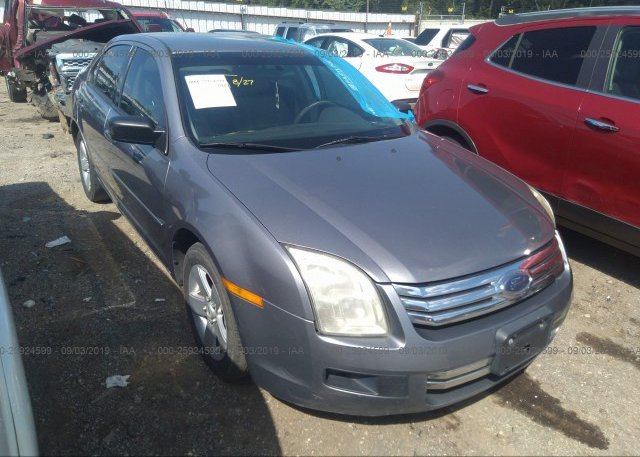 Inventory #684743143 2007 FORD FUSION