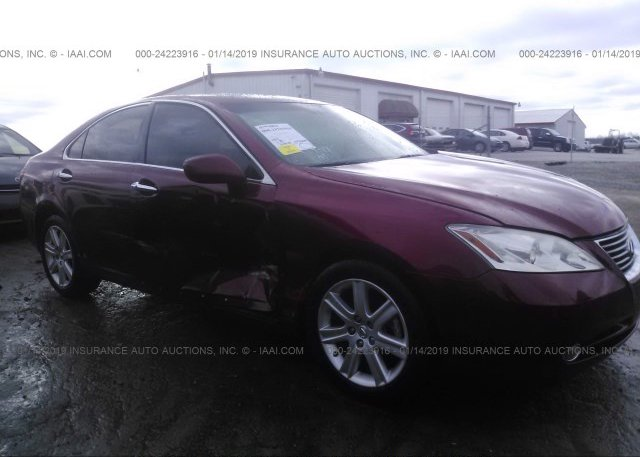 Inventory #785762897 2009 Lexus ES