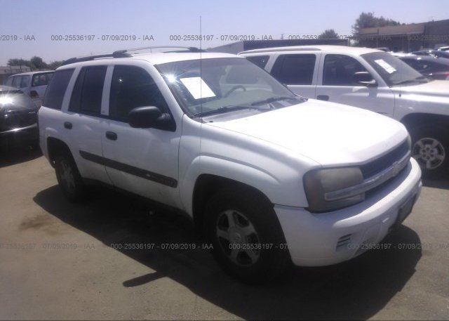 Inventory #624431085 2003 Chevrolet TRAILBLAZER