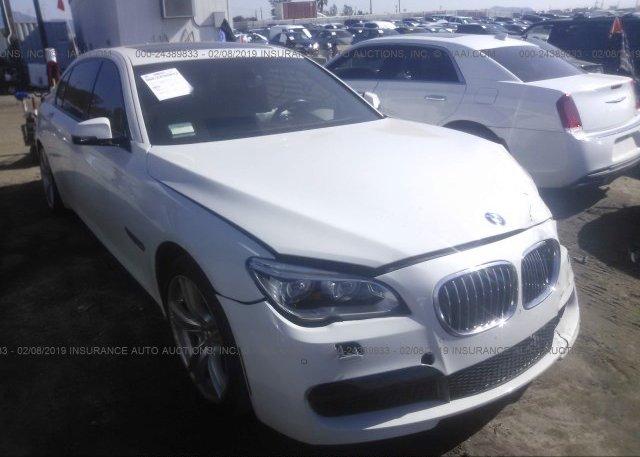 Inventory #921616123 2014 BMW 750