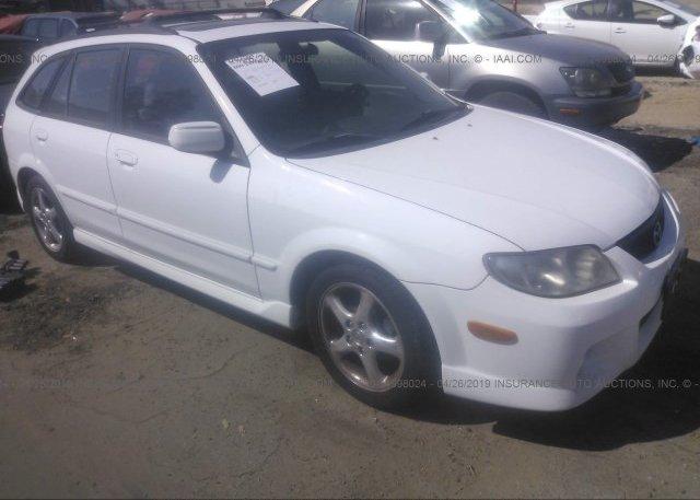 Inventory #956629512 2002 Mazda PROTEGE