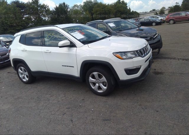 Inventory #184969830 2018 JEEP COMPASS
