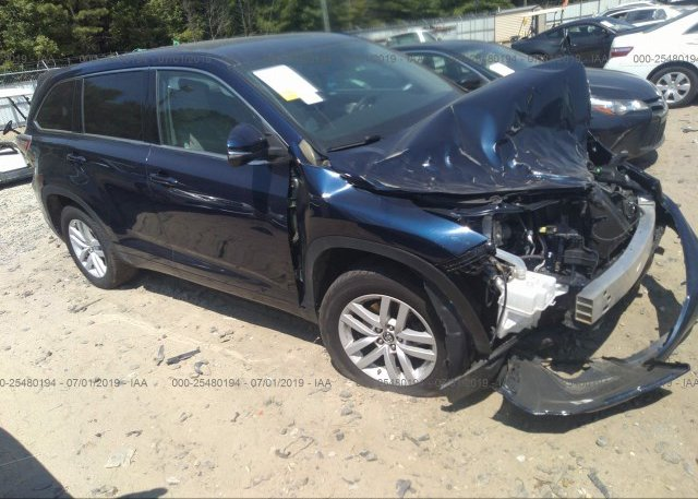 Inventory #594518444 2016 Toyota HIGHLANDER
