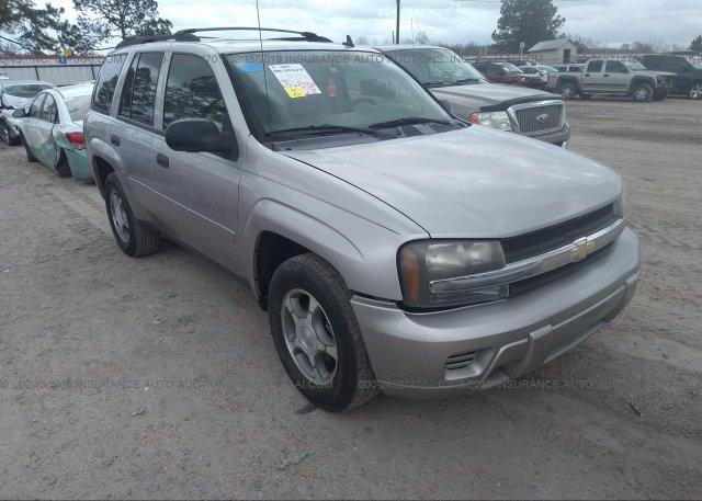 Inventory #507656425 2006 Chevrolet TRAILBLAZER