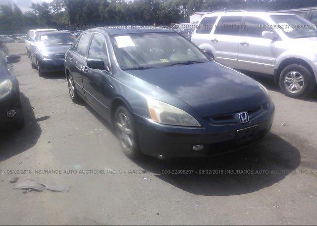 Inventory #840462523 2004 Honda ACCORD