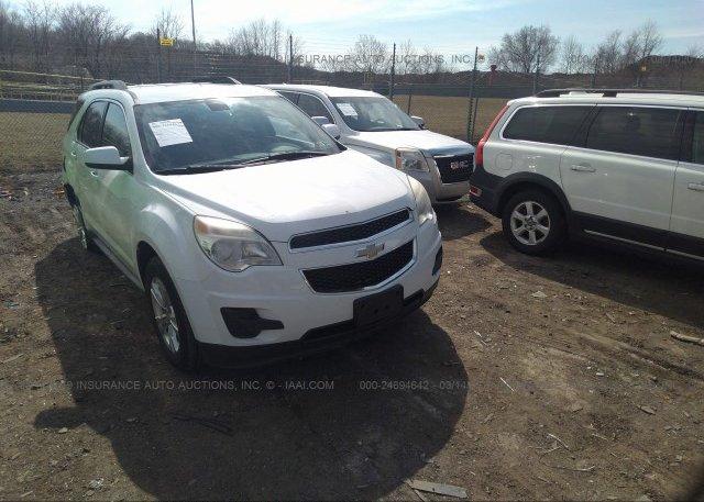 Inventory #932736223 2011 Chevrolet EQUINOX