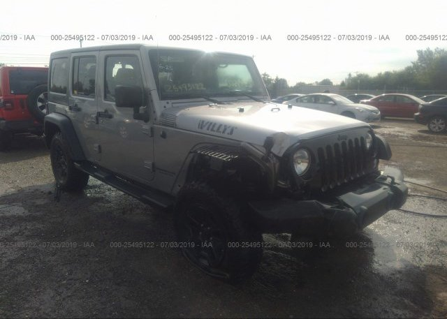 Inventory #999161477 2016 JEEP WRANGLER UNLIMITE