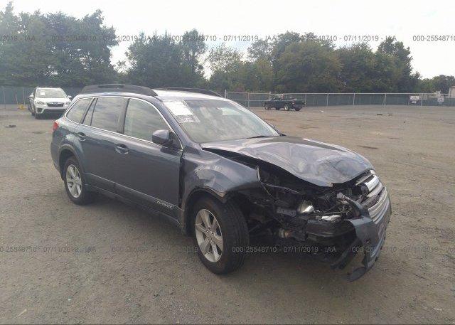 Inventory #374367547 2014 Subaru OUTBACK