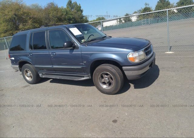 Inventory #425437549 1998 FORD EXPLORER