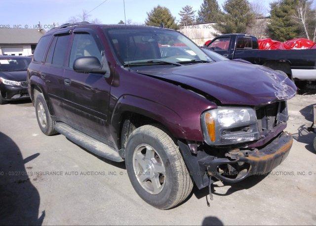 Inventory #859807466 2006 Chevrolet TRAILBLAZER