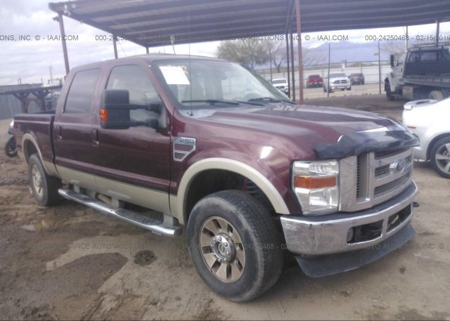 2010 F250 For Sale >> Bidding Ended On 1ftsw2br2aea03193 Salvage Ford F250 At