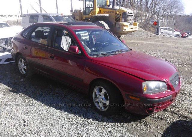 Inventory #590194581 2005 Hyundai ELANTRA