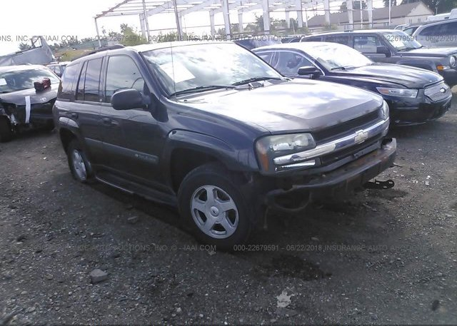 Inventory #730883500 2003 Chevrolet TRAILBLAZER