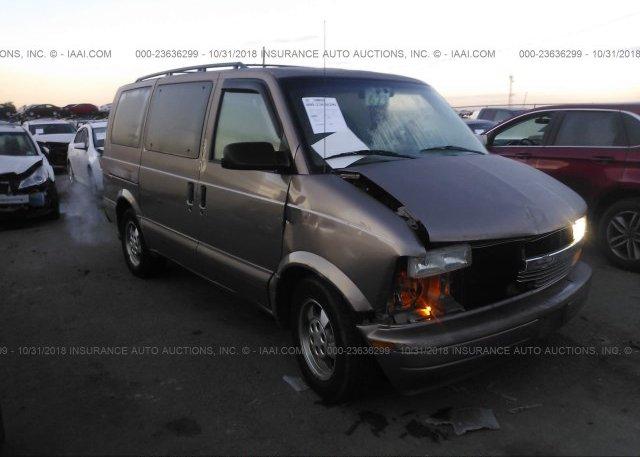 Inventory #844329117 2003 Chevrolet ASTRO