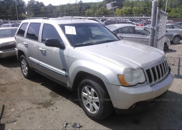 Inventory #678555593 2008 JEEP GRAND CHEROKEE