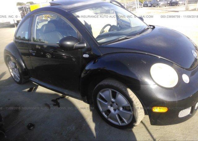 Inventory #245346901 2003 Volkswagen NEW BEETLE