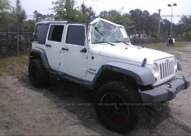 Inventory #988992626 2012 JEEP WRANGLER UNLIMITE
