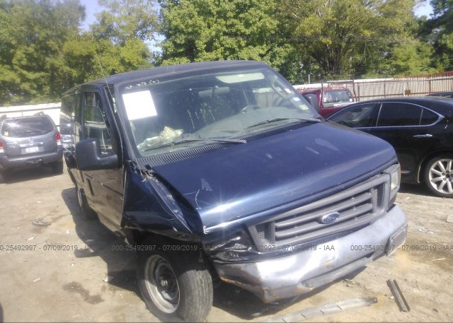 Inventory #412693327 2003 FORD ECONOLINE