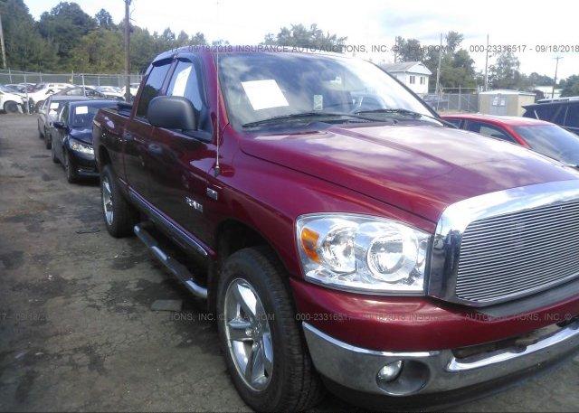 Inventory #779862964 2008 Dodge RAM 1500