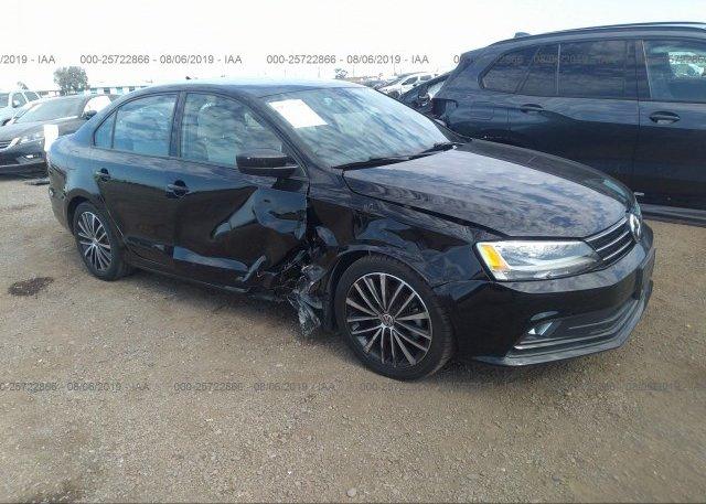 Inventory #183222198 2015 Volkswagen JETTA