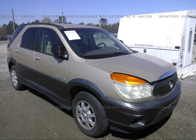 Inventory #415679012 2002 Buick RENDEZVOUS