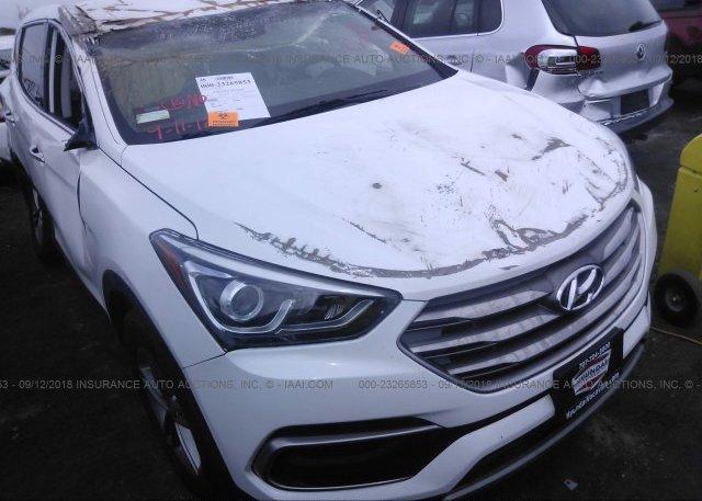 Inventory #457055857 2018 Hyundai SANTA FE SPORT