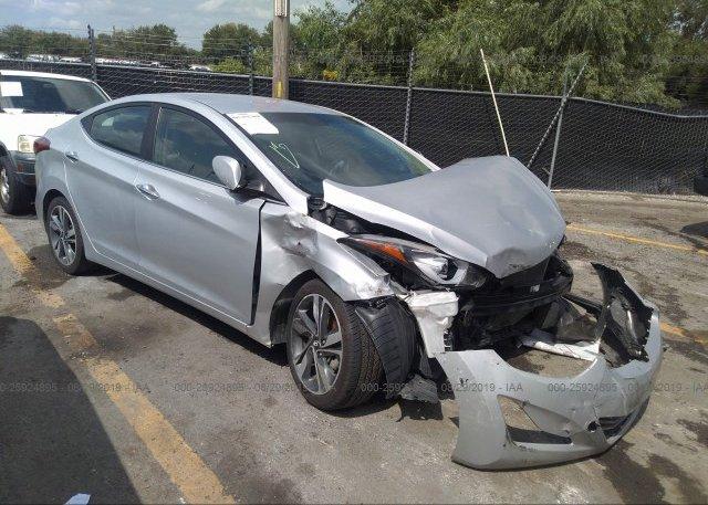 Inventory #560809940 2014 Hyundai ELANTRA