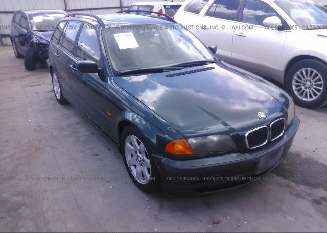 Inventory #794271251 2000 BMW 323