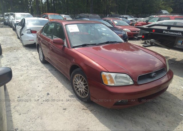 Inventory #517091926 2003 Subaru LEGACY
