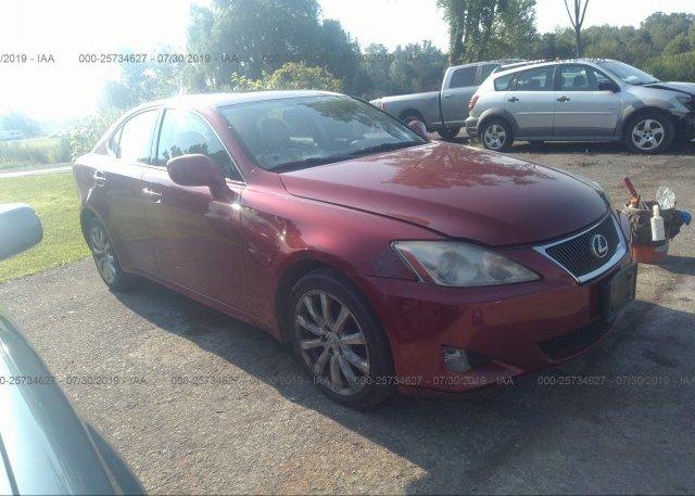 Inventory #647807258 2007 Lexus IS