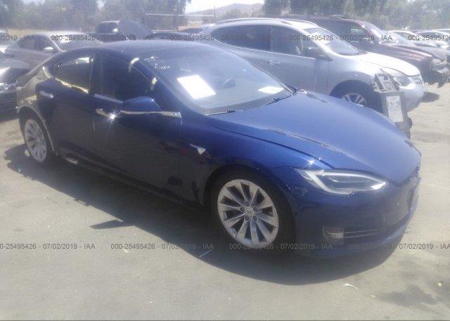 Inventory #276275870 2018 Tesla MODEL S