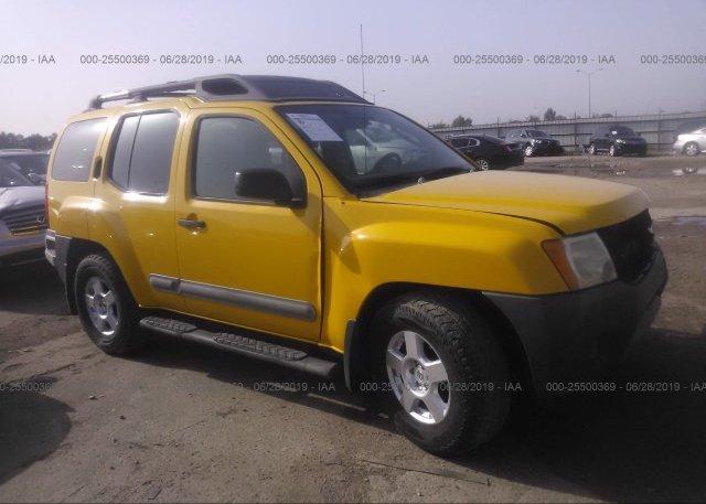 Inventory #494180982 2006 Nissan XTERRA