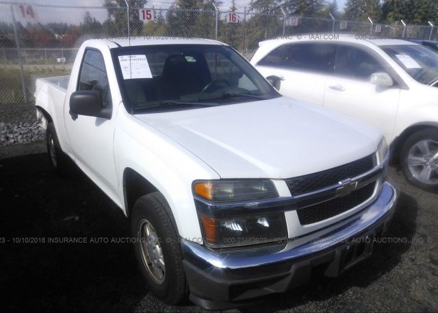 Inventory #713081328 2004 Chevrolet COLORADO