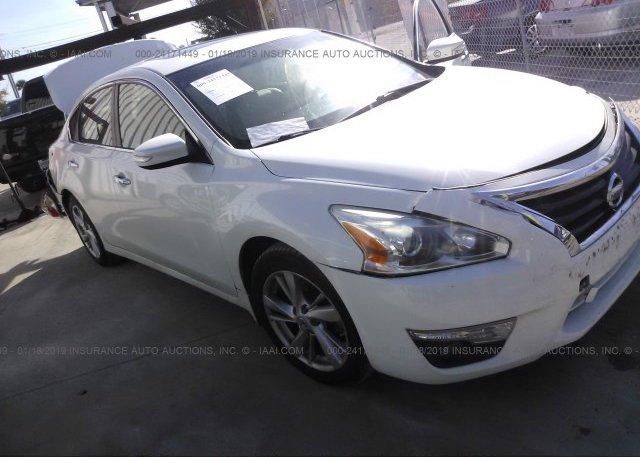 Inventory #392889523 2013 Nissan ALTIMA