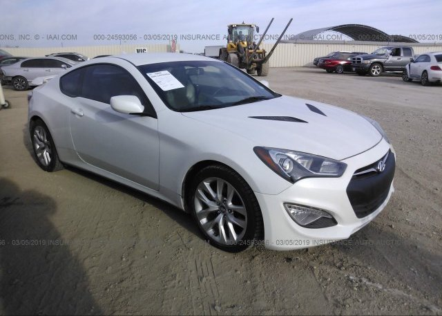 Inventory #331579275 2013 Hyundai GENESIS COUPE