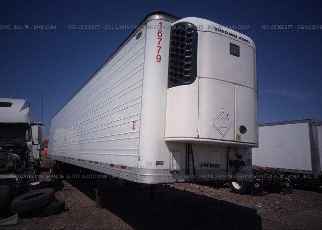 Inventory #588031178 2008 WABASH NATIONAL CORP VAN