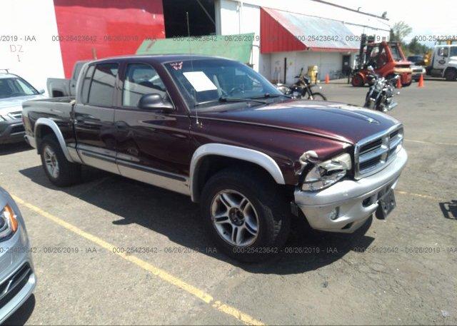 Inventory #778469457 2004 Dodge DAKOTA