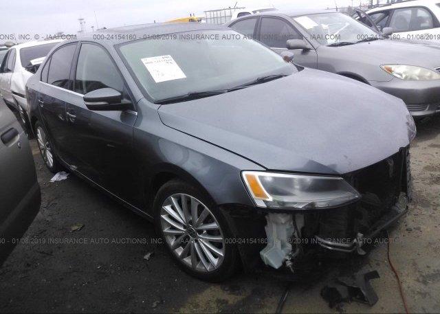 Inventory #758383424 2011 Volkswagen JETTA
