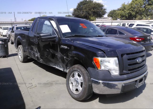 Inventory #226872208 2012 FORD F150