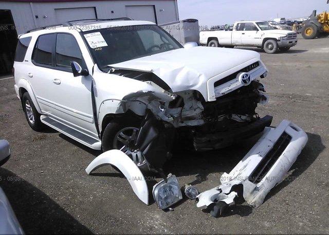 Inventory #564653843 2007 Toyota SEQUOIA