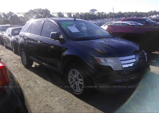 Inventory #344454384 2008 FORD EDGE