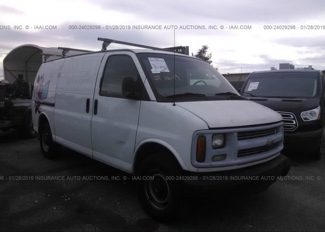 Inventory #633554963 2001 Chevrolet EXPRESS G3500
