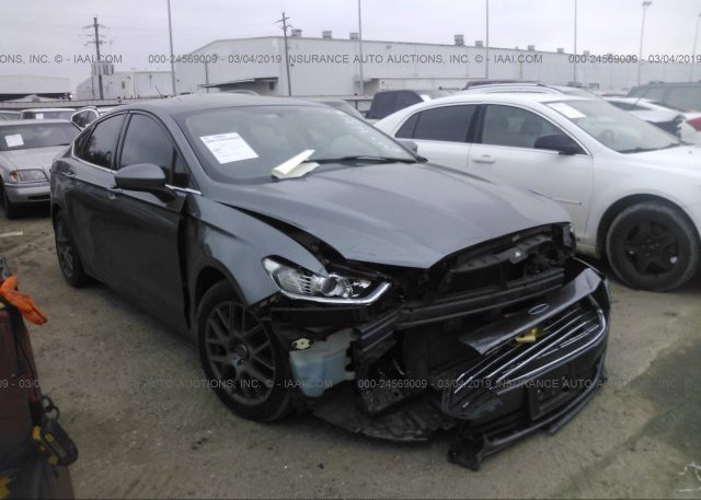 Inventory #639554607 2013 FORD FUSION
