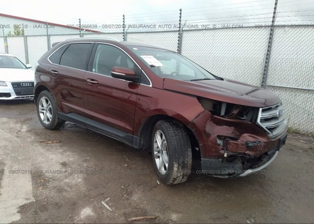 Inventory #309251519 2015 FORD EDGE