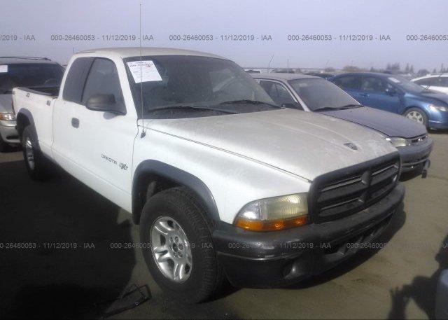 Inventory #518044397 2002 Dodge DAKOTA