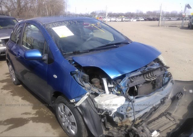 Inventory #763005753 2007 Toyota YARIS
