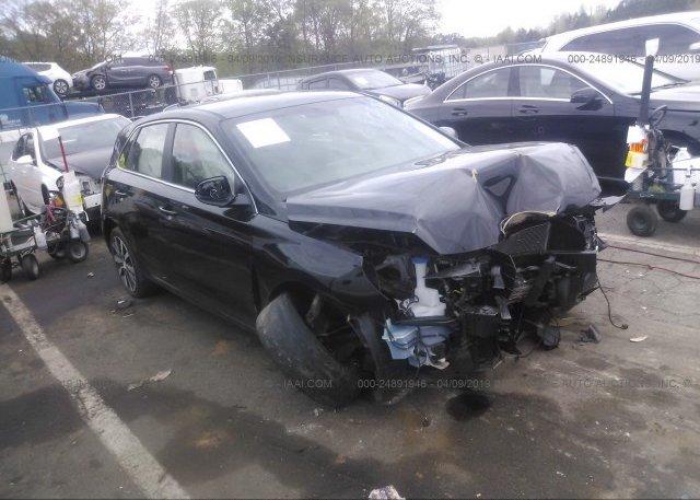 Inventory #493291637 2018 Hyundai ELANTRA GT