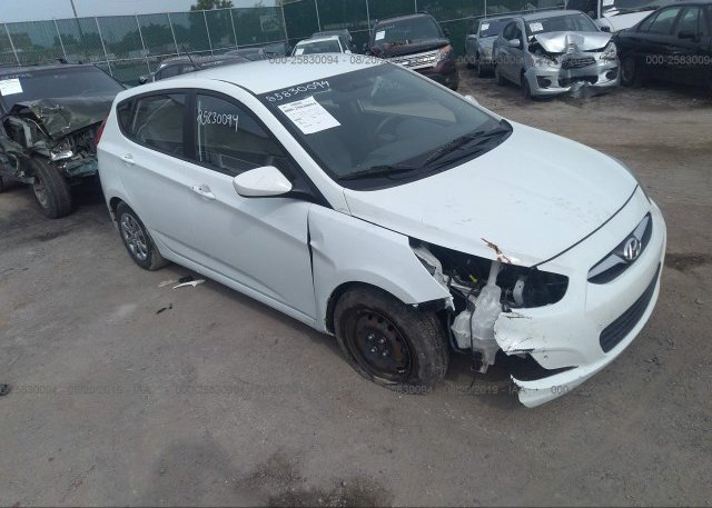 Inventory #919939836 2013 Hyundai ACCENT